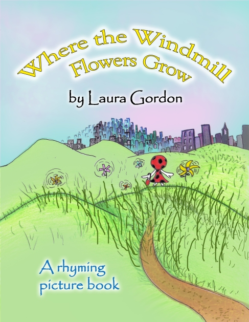 Windmill Flowers Front Cover